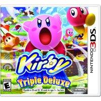 Nintendo Selects: Kirby Triple Deluxe, Nintendo 3DS, 045496743864