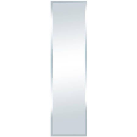 Mainstays Full Length Beveled Mirror 48