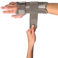 Mueller Reversible Wrist Stabilizer, Beige, Small/Medium