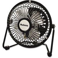 Holmes, HLSHNF0410ABM, HNF0410A-BM Mini High-Veloc. Personal Fan, 1 Each, Black