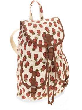 Women's Double Pocket Backpack
