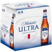Michelob Ultra Superior Light Beer, 12 pack, 12 fl oz