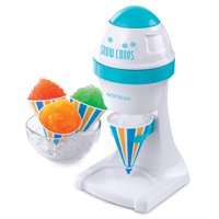 Nostalgia ISM1BL Electric Shaved Ice & Snow Cone Maker