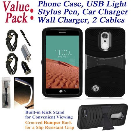 Value Pack Cables Chargers + for 5