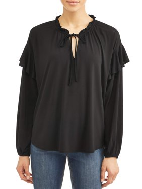 Women's Emma Peasant Top