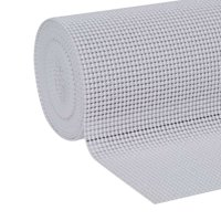 Duck Select Grip 20 In. x 24 Ft. shelf Liner, White