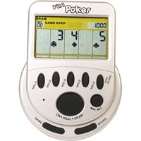 Classic Games Collection Mega-Screen 7-in-1 Poker Game