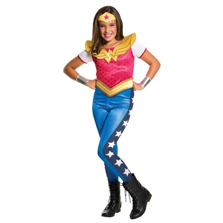 Kids Wonder Woman Costume - M&m Dress Up