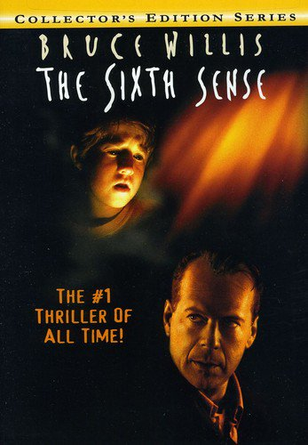 The Sixth Sense (Collector's Edition Series) (DVD)](Heathers Halloween Animations)