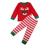 29ab5dd4a300 Toddler Christmas Pajamas
