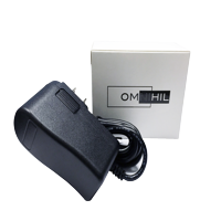OMNIHIL AC/DC Adapter/Adaptor for Linksys Router and Range Extender Models: E2500, RE6500, RE6500HG Power Supply Wall Plug