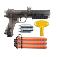 JT ER2 RTP Pump Paintball Marker Gun Player Pack (Gun + Paintballs)