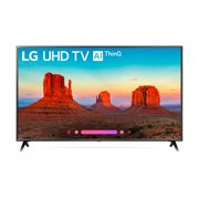 "LG 65"" Class 4K (2160) HDR Smart LED UHD TV w/AI ThinQ - 65UK6300PUE"