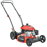 "PowerSmart DB2194C 21"" 2-in-1 160cc Gas Push Lawn Mower"