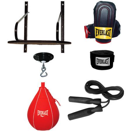 Everlast 6-Piece Speed Bag Kit (Everlast Home Gym)