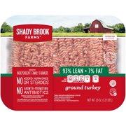Shady Brook Farms® Fresh 93% Lean Ground Turkey