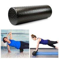 High Density Yoga Foam Roller Firm Back Muscle Massage Gym Fitness