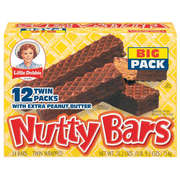Little Debbie Big Pack Nutty Bars - 12 CT