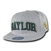 cd6f708132d Baylor Bears Game Day Fitted Hat (Gray)
