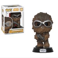 Funko Pop! Star Wars: Solo W1 - Chewie w/Goggles