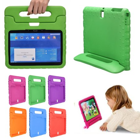 Galaxy Tab S 10.5 Kids Case Fun Tablet Cover EVA Foam Case Cover Stand Handle Shock Proof Protective For Samsung Galaxy Tab S-10.5