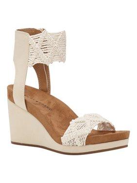 Women's Lucky Brand Kierlo Wedge Sandal