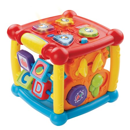 Discovery Cube (VTech Busy Learners Activity Cube)