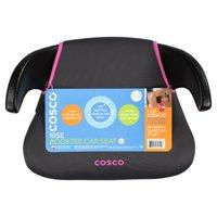 Cosco Rise No Back Booster Bubblegum
