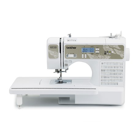 Brother 130 Stitch Sewing And Quilting Machine Sq9185