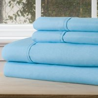 Somerset Home Series 1200 4-Piece Full Bedding Sheet Set