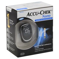 Accu-Chek Nano Smartview Blood Glucose Monitoring System - 1 Kit