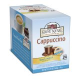 Grove Square Single Serve Coffee for Keurig, French Vanilla, 24 Ct