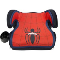 KidsEmbrace Marvel Ultimate Spider-Man Backless Booster Car Seat