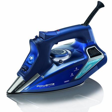 Rowenta Steamforce Steam Iron, with Auto Shut Off, (Best Iron With Titanium Anti)