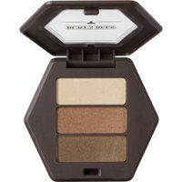 Burt's Bees 100% Natural Eyeshadow Palette with 3 Shades, Blooming Desert, 0.12 oz