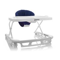 Joovy Spoon Baby Walker with Dishwasher Safe Tray Insert, Blueberry