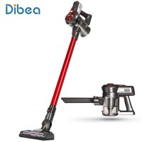 Dibea C17 Cordless Stick Vacuum,Lightweight Cordless Vacuum Cleaner,Battery Rechargeable,Two Speeds Suction Power, Detachable Bagless Handheld Vacuum for Family and Car Cleaning