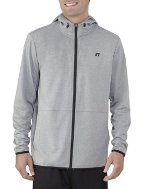 Russell Big Men's Performance Knit Jacket