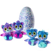 Hatchimals Surprise, Peacat, Hatching Egg with Surprise Twin Interactive Hatchimal Creatures by Spin Master
