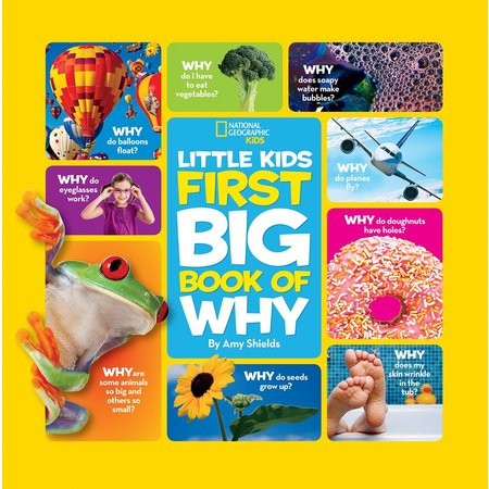 National Geographic Little Kids First Big Book of Why (Hardcover) (Childrens Hymn Book)