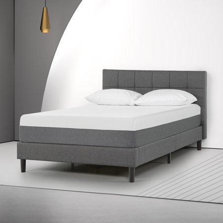 "Spa Sensations by Zinus 12"" Eco-Sense Memory Foam Mattress"