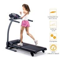 Foldable Motorized Treadmill Fitness Health Running Machine Equipment for Home