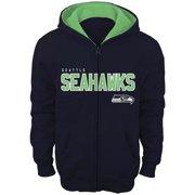 Seattle Seahawks Toddler Fan Gear Stated Full-Zip Hoodie - College Navy 951966002