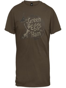Dr. Seuss - Ask Green Eggs T-Shirt