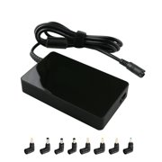 Superb Choice® 90w Ultra Thin Universal Laptop Charger Ac Adapter Power Cord for HP Dell