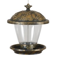 Perky-Pet Holly Berry Gilded Chalet Wild Bird Feeder