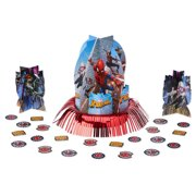Spider Man 2 Birthday Party Table Decoration Kit