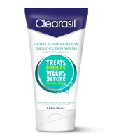 Clearasil Gentle Prevention Daily Clean Acne Face Wash, 6.5oz