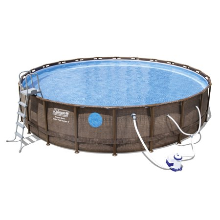 Smith Swimming Pool (Coleman 22'x52