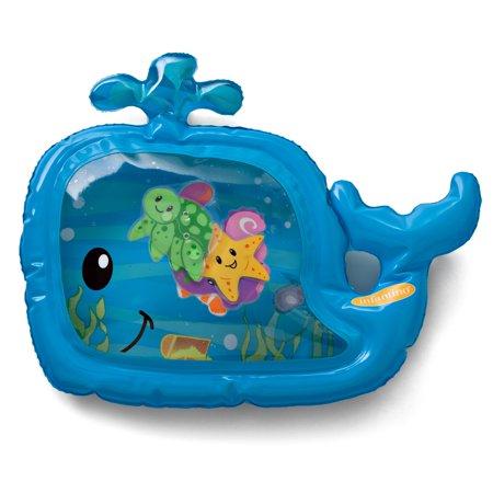 Infantino Sensory Sensory Pat & Play Water Mat - Whale